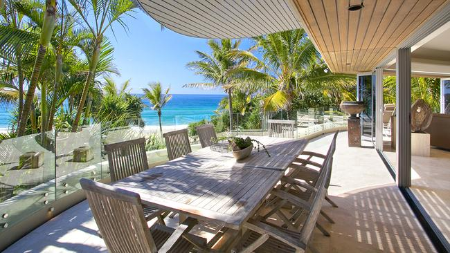 The $9.3m Sunshine Beach house.
