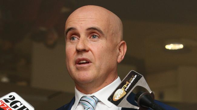 NSW Education Minister Adrian Piccoli. Picture: Richard Dobson