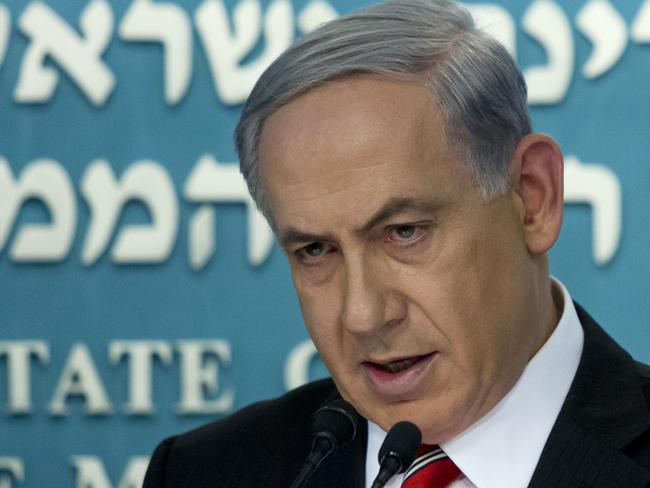 Help us ... Israeli Prime Minister Benjamin Netanyahu apparently asked the US to help fend off claims of war crimes.