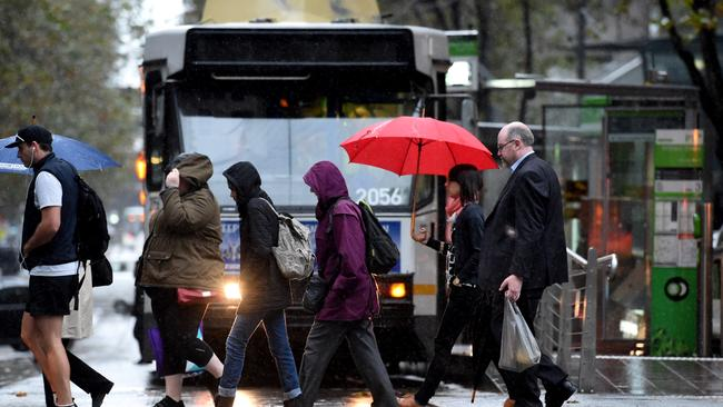 Winter is coming: Biting cold snap hits