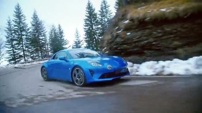 Renaults Alpine Reviewed French Flair At Its Best - Best sports coupe