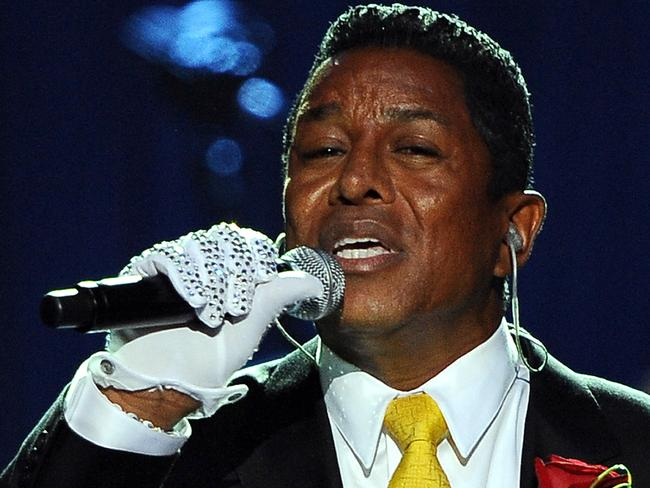 Michael Jackson was apparently dismissive of his brother Jermaine Jackson. Picture: AP Photo/Gabriel Buoys