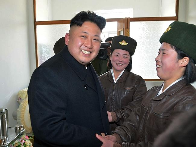 Follow the leader ... North Koreans are reportedly being told to have their hair cut like Kim Jong-un.