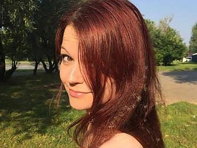 Yulia Skripal was understood to be visiting her father in the UK when she was attacked. Picture: AFP/Facebook