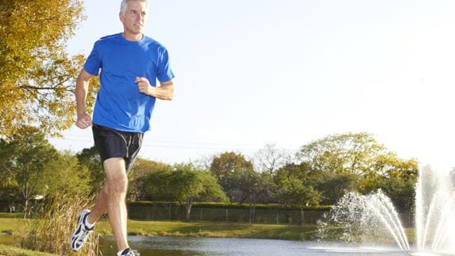 Clear your head with some exercise. Picture: Thinkstock.