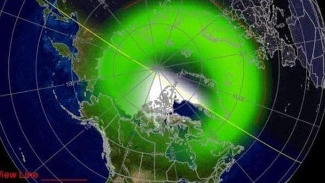Solar storm headed our way