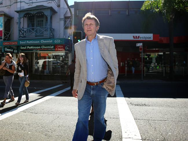 Harold Scruby, chairman of the Pedestrian Council of Australia.
