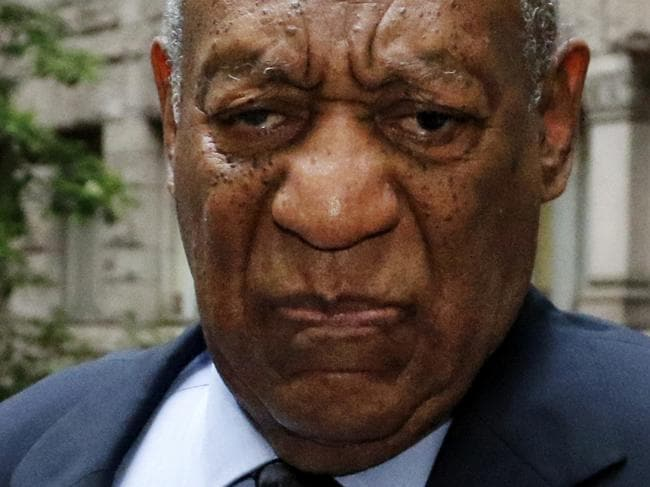 Cosby 'terrified' someone will poison him