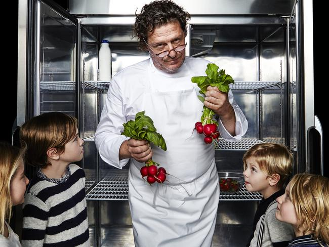 Celebrity Chef Marco Pierre White How Sydney S