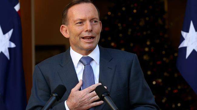 Lowest in five months ... PM's approval rating drops in the latest Newspoll. Picture: Ray Strange/News Corp.
