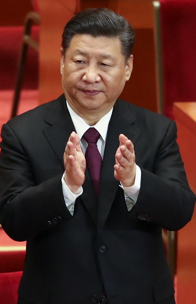 Chinese President Xi Jinping. Picture: Lintao Zhang/Getty Images.