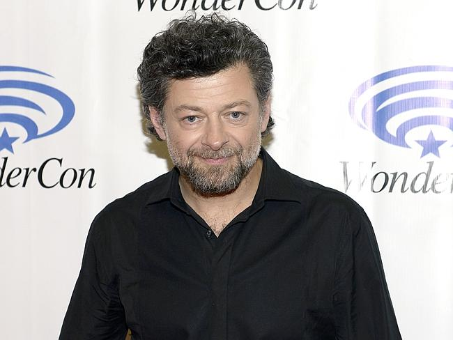 Fantasy film stalwart ... Andy Serkis is known as the 'king of motion capture'. Picture: Kevork Djansezian