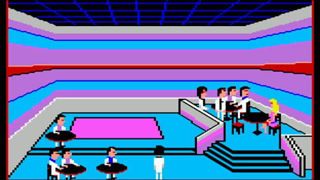 Leisure Suit Larry Lounge