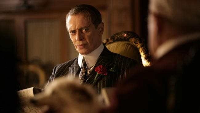 Steve Buscemi as Nucky Thompson in Boardwalk Empire.