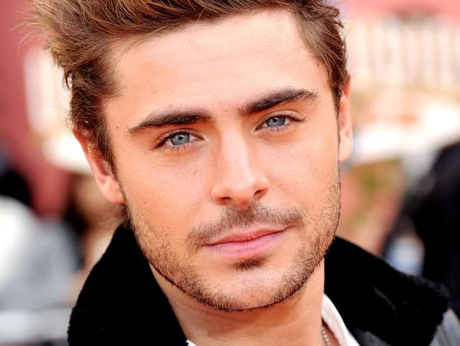 "Efron's latest movie is ""Bad Neighbours"" which is due out in May."