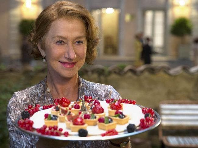 Helen Mirren plays restaurateur Madame Mallory in  <i>The Hundred-Foot Journey</i>. Picture: Supplied