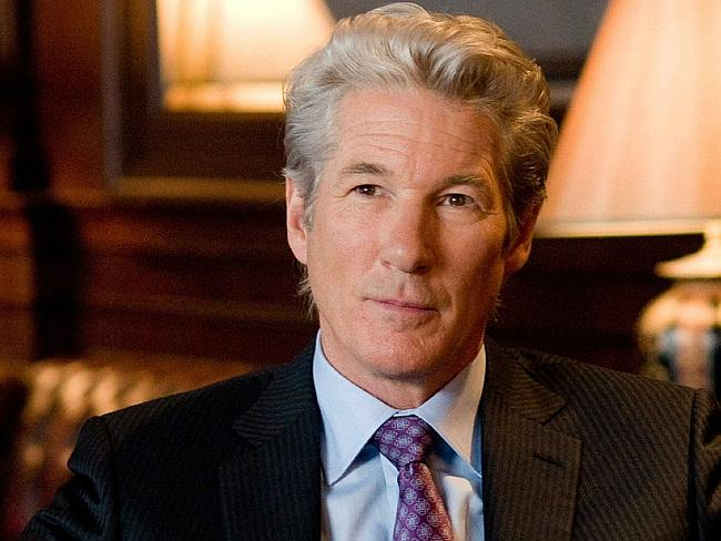 Richard Gere supplied image for the new movie Arbitrage.