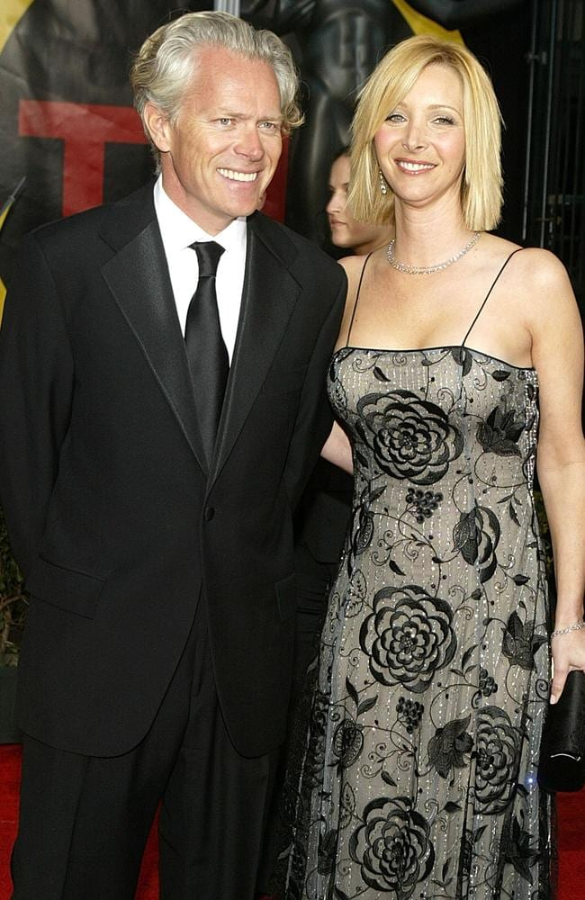 """The """"Friends"""" star swore off sex until she tied the knot. The actress got married to husband Michael Stern in 1995 when she was 32.  <br />""""I don't know if you'd characterize me as uptight, but I understood what it is to be so afraid of sex, of your sexuality... for me it was just ,""""No, I'm saving myself. Because I have to make myself worthy of the kind of man I have in mind."""" Picture: Carlo Allegri/Getty Images"""