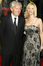 "The ""Friends"" star swore off sex until she tied the knot. The actress got married to husband Michael Stern in 1995 when she was 32.  <br />""I don't know if you'd characterize me as uptight, but I understood what it is to be so afraid of sex, of your sexuality... for me it was just ,""No, I'm saving myself. Because I have to make myself worthy of the kind of man I have in mind."" Picture: Carlo Allegri/Getty Images"