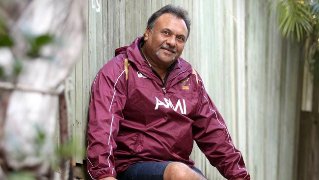 Roy Hodges says his son Justin would have excelled as fullback for Queensland and Australia.