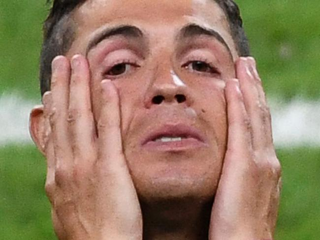 Star hits Ronaldo where it hurts most