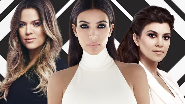It's not hard to keep up with the Kardashians on a long-haul flight.