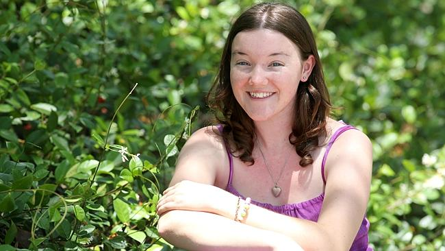 Health care worker Kirralee Parsons. Picture: Sarah Keayes