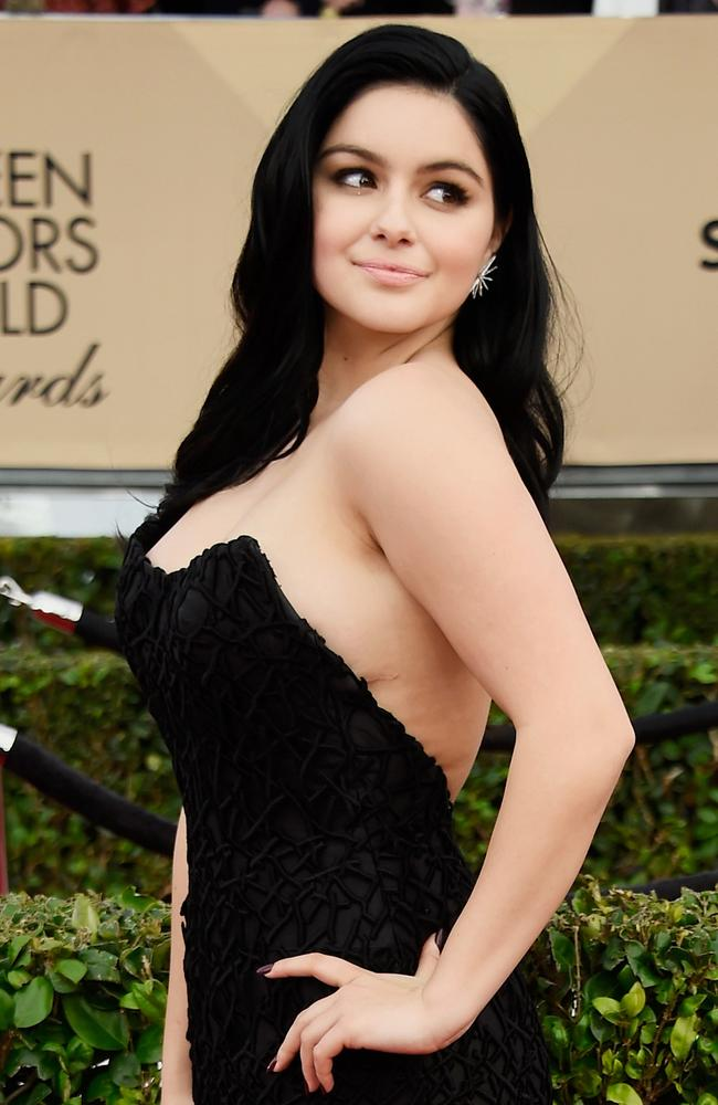 ariel winter breast reduction she shouldn t flaunt her