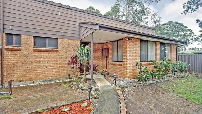Sydney's cheapest property: 11/9 Cotula Place, Macquarie Fields, is on sale for just $299,000.