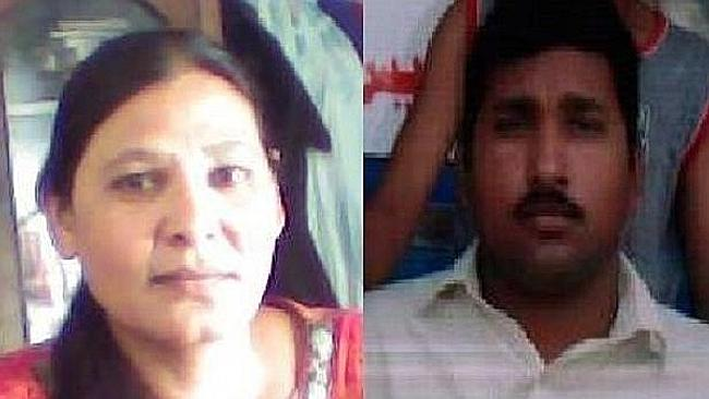 Victims: Shagufta Kausar and Shafqat Emmanuel were sentenced to death. Pictuer: Supplied