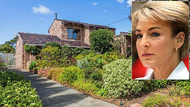 Image result for michaelia cash with new house