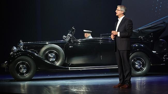 Times are changing with the automobile. Picture: Getty