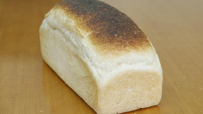 Beware the white bread. Picture: Supplied