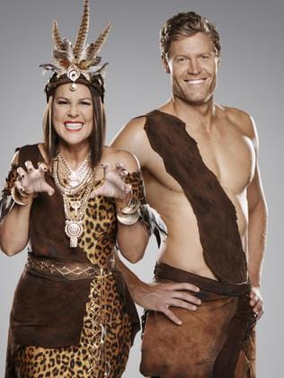 Julia Morris and Dr Chris Brown return with I'm a Celebrity...Get Me Out of Here.