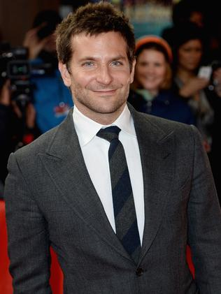 Splitsville ... Bradley Cooper is believed to have started dating Irin Shayk last April. Picture: Ian Gavan/Getty Images