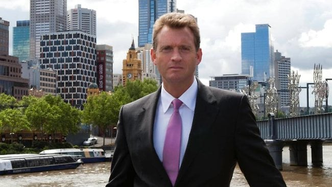Adecco Group CEO Jeff Doyle says the best advice he ever got was to 'do' better than you 'talk'. Picture: supplied