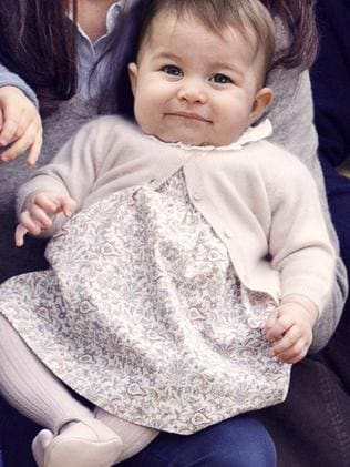 Future leader Princess Charlotte was born.