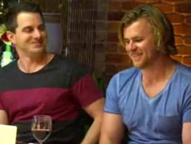 rob my kitchen rules dating
