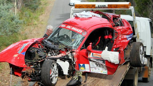 Coroner recommends alcohol testing for all targa tasmania for Camera targa