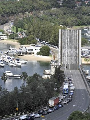 Spit Bridge — last seen by a Manly supporter in 1924