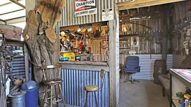 Man Cave Melbourne : Victoria s best man caves on the market herald sun
