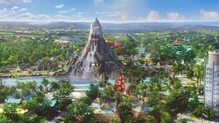 "Universal Resort is leading the theme-park charge into ""virtual lines"". Later this year, when Universal opens its new Volcano Bay water park in Orlando, visitors will be given wristbands that will alert them when it's their turn to get on a ride."