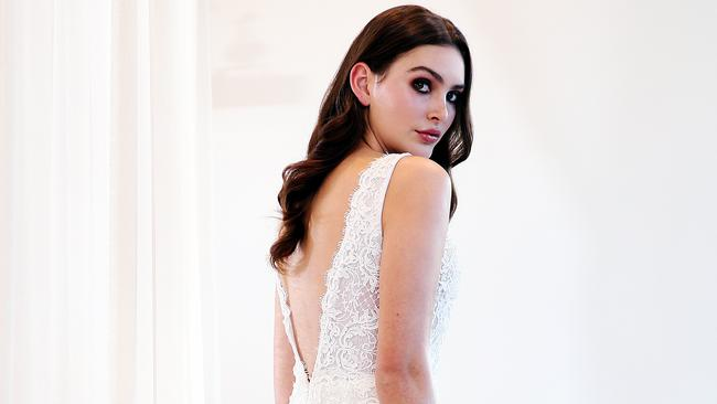 Wedding Dresses: Brides Choosing Risque Gowns Over