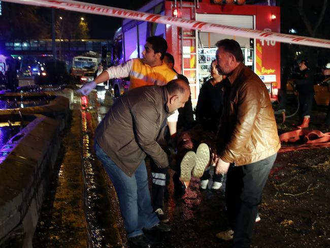 The Ankara attack is the latest wave of violence to rock Turkey.