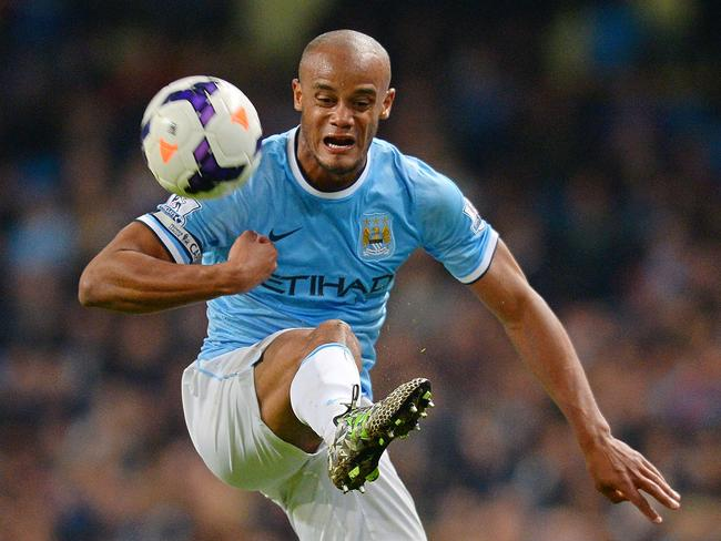 Belgian captain Vincent Kompany will likely be out.