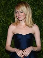 <p>5. Emma Stone. Picture: Dimitrios Kambouris/Getty Images/AFP</p>