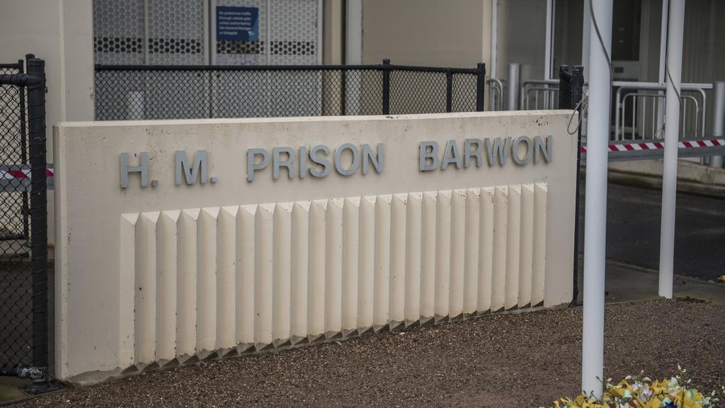 PARAMEDICS have been called to Barwon Prison following reports of a stabbing. Picture: Jason Edwards