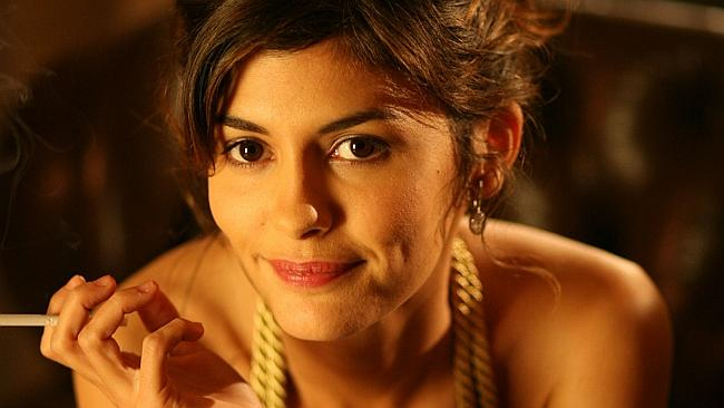 Audrey Tautou's character in Priceless was happy to let men support her.
