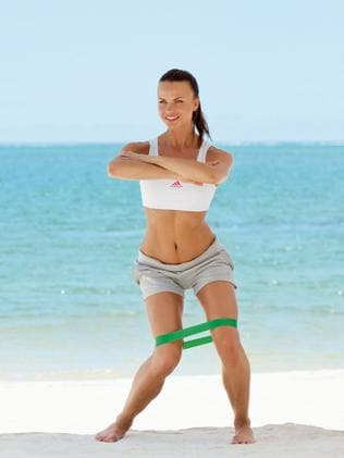 Duigan's exercises will activate muscles you didn't even know you had.