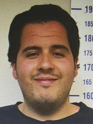 Terror ... Ibrahim El Bakraoui was one of the suicide bombers responsible for the Paris attacks. Picture: Haberturk newspaper via AP